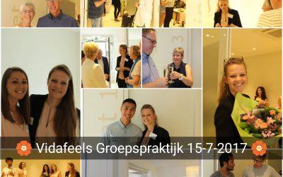 Opendeurdag Vidafeels Groepspraktijk was een succes!
